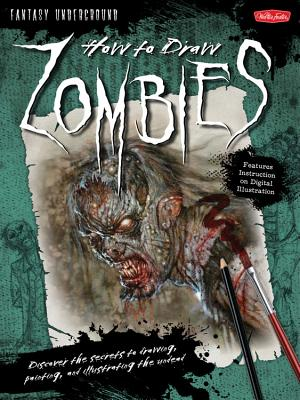 How to Draw Zombies Cover