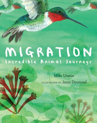 Migration: Incredible Animal Journeys Cover Image