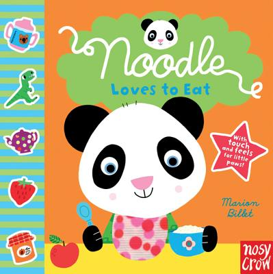 Noodle Loves to Eat Cover Image