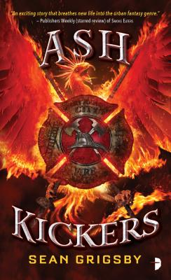 Ash Kickers (Smoke Eaters #2) Cover Image