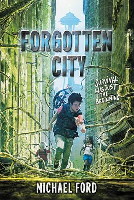Forgotten City Cover Image