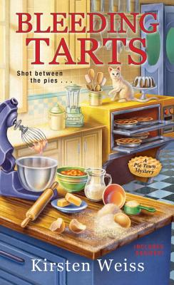 Bleeding Tarts (A Pie Town Mystery #2) Cover Image