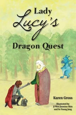 Lady Lucy's Dragon Quest Cover Image