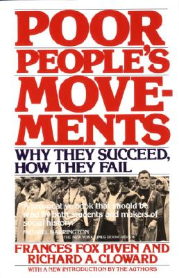 Poor People's Movements Cover