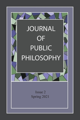 Journal of Public Philosophy: Issue 2 Cover Image