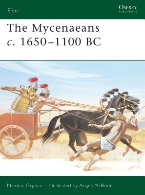 The Mycenaeans c. 1650-1100 BC Cover