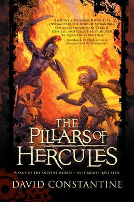 Cover for The Pillars of Hercules