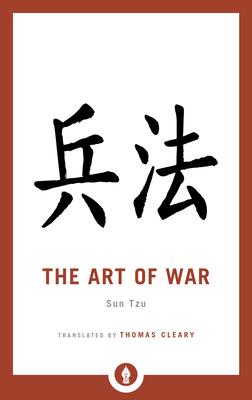 The Art of War (Shambhala Pocket Library) Cover Image