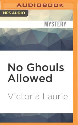 No Ghouls Allowed (Ghost Hunter Mystery #9) Cover Image
