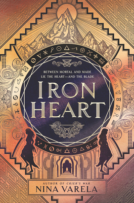Iron Heart (Crier's War #2) Cover Image