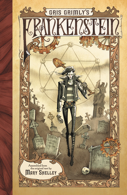 Gris Grimly's Frankenstein Cover