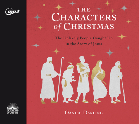 Cover for The Characters of Christmas