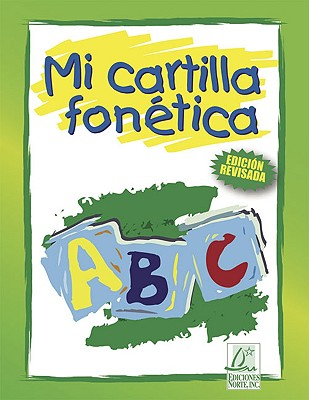 Mi cartilla fonética Cover Image