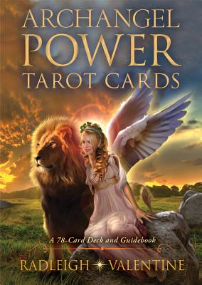 Archangel Power Tarot Cards: A 78-Card Deck and Guidebook Cover Image