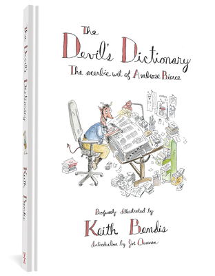 DEVIL'S DICTIONARY (The Fantagraphics Underground Series) Cover Image