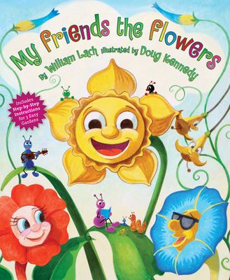 My Friends the Flowers Cover