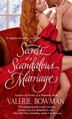 Secrets of a Scandalous Marriage (Secret Brides #3) Cover Image