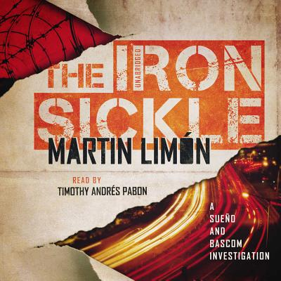 The Iron Sickle: A Sueno and BASCOM Mystery Set in Korea Cover Image