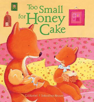 Cover for Too Small for Honey Cake