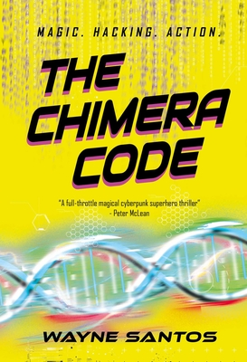 Cover for The Chimera Code (The Witchware Series)