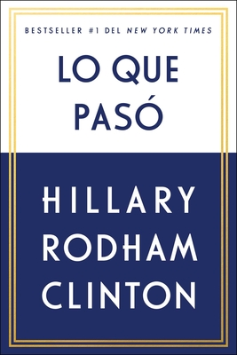 Cover for Lo que pasó