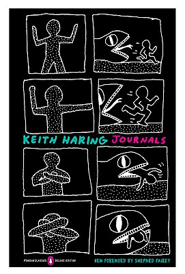 Keith Haring Journals: (Penguin Classics Deluxe Edition) Cover Image