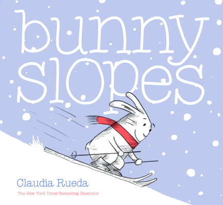 Bunny Slopes: (Winter Books for Kids, Snow Children's Books, Skiing Books for Kids) Cover Image