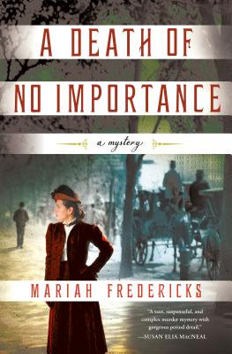 A Death of No Importance: A Novel (A Jane Prescott Novel #1) Cover Image