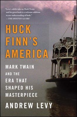 Cover for Huck Finn's America