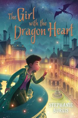 The Girl with the Dragon Heart Cover Image