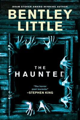 The Haunted Cover Image