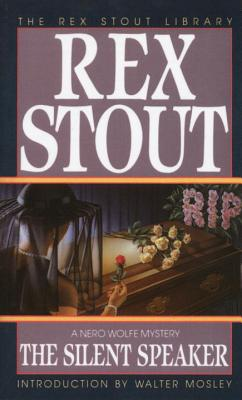 The Silent Speaker (Nero Wolfe #11) Cover Image