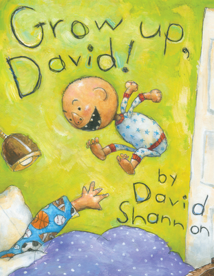 Grow Up, David! (David Books) Cover Image