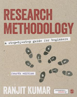 Research Methodology: A Step-By-Step Guide for Beginners Cover Image