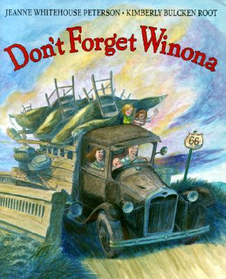 Don't Forget Winona Cover