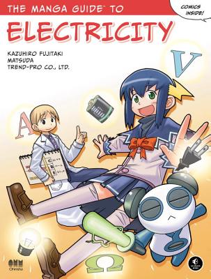 The Manga Guide to Electricity Cover Image