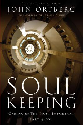 Cover for Soul Keeping