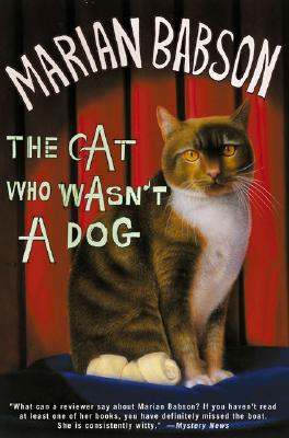 The Cat Who Wasn't a Dog Cover
