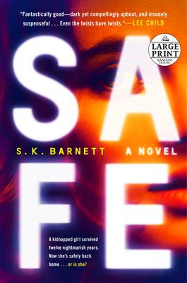 Safe: A Novel Cover Image