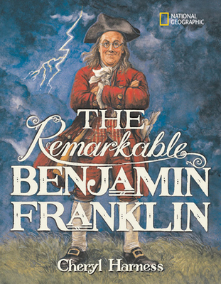 The Remarkable Benjamin Franklin Cover