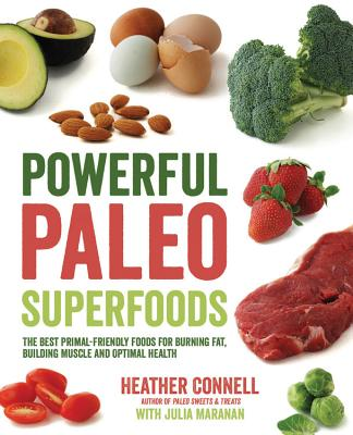 Powerful Paleo Superfoods Cover