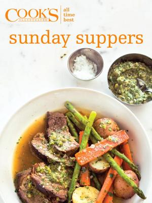 All Time Best Sunday Suppers Cover Image