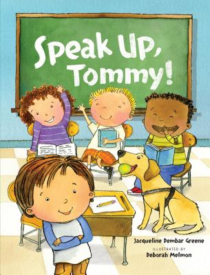 Speak Up, Tommy! Cover