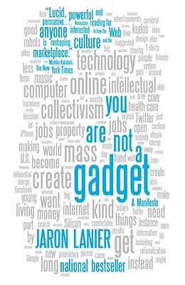 You Are Not a Gadget Cover