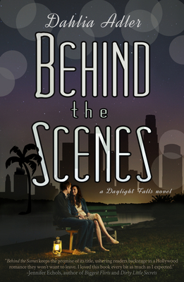 Behind the Scenes Cover