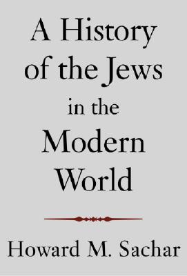 A History of the Jews in the Modern World Cover