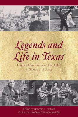 Cover for Legends and Life in Texas
