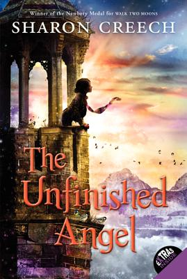 The Unfinished Angel Cover