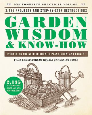 Garden Wisdom & Know-How: Everything You Need to Know to Plant, Grow, and Harvest Cover Image