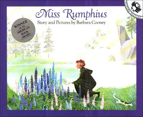 Miss Rumphius (Picture Puffin Books) Cover Image